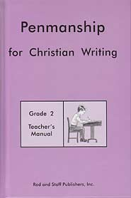 DISCOUNT - A - Grade 2 Penmanship Teacher's Manual