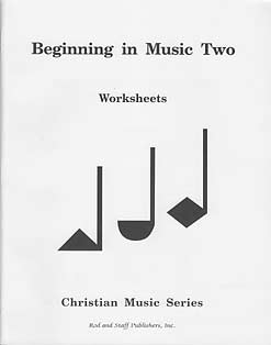 Grade 2 Music Workbook (Teacher's Guide inside)
