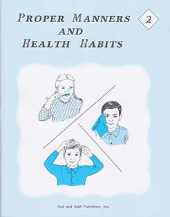 Grade 2 Health Workbook