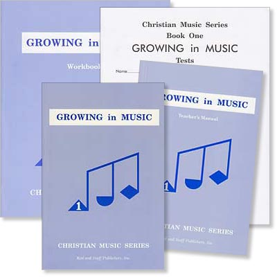"Grade 4 or 5 Music ""Growing in Music"" Set"