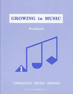Grade 4 or 5 (Level 1) Music Workbook