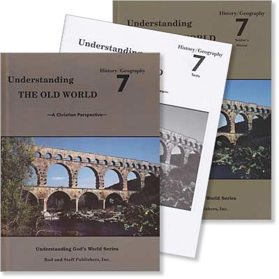 "Grade 7 History/Geography ""Understanding the Old World"" Set"