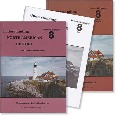 "Grade 8 History/Geography ""Understanding North American History"" Set"