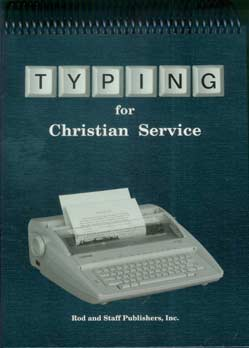 Typing for Christian Service - Pupil