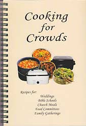 Cooking for Crowds - cookbook
