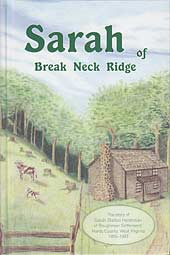 Sarah of Break Neck Ridge