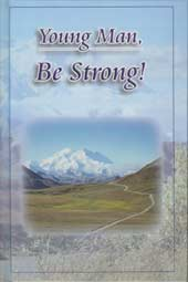 Young Man, Be Strong! - Book (hardcover)