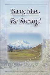 Young Man, Be Strong! - Book (softcover)