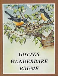 German - Gottes wunderbare Bäume [LJB - God's Wonderful Trees]