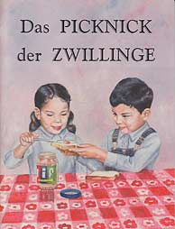 German - Das Picknick der Zwillinge [LJB - The Twins' Picnic]