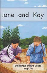 "Jane and Kay (Step 3-A) - ""Stepping Forward Series"""