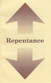 Tract - Repentance [Pack of 50]