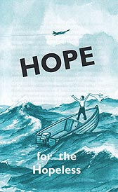 Tract - Hope for the Hopeless [Pack of 100]