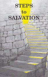 Tract - Steps to Salvation [Pack of 50]
