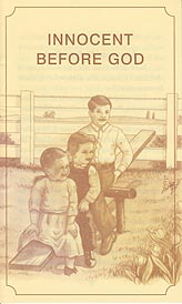 Tract [C] - Innocent Before God