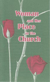 Tract [C] - Woman and Her Place in the Church
