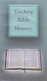 Teaching Bible Memory