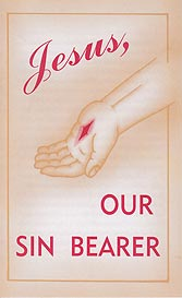 Tract - Jesus, Our Sin Bearer [Pack of 100]
