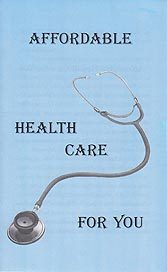 Tract - Affordable Health Care for You [Pack of 100]