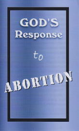 Tract - God's Response to Abortion [Pack of 50]