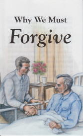 Tract - Why We Must Forgive [Pack of 50]