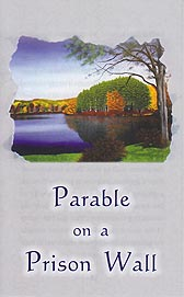 Tract - Parable on a Prison Wall [Pack of 100]