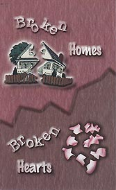Tract - Broken Homes—Broken Hearts [Pack of 100]