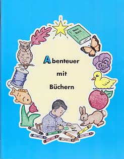 German - A - Abenteuer mit Büchern [Adventures With Books]