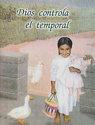 Dios controla el temporal [LJB - God Controls the Storm]