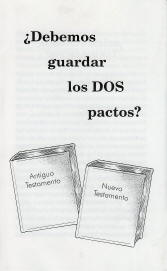 Tratado - ¿Debemos guardar los DOS pactos? [Are We to Keep Both Covenants?] [Paq. de 100]