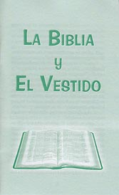 Tratado - La Biblia y el vestido [The Bible and Dress] [Paq. de 50]