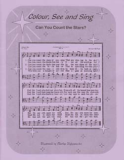 "Colour, See and Sing ""Can You Count the Stars?"""