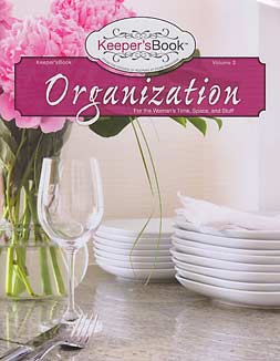 Organization - Keeper'sBook Volume 3
