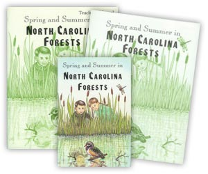 """Spring and Summer in North Carolina"" Workbook Set"
