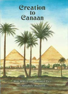 "Bible History ""Creation to Canaan"" Pupil Textbook"