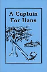 A Captain for Hans (Book 1) - [Rebecca Martin Heritage Series]