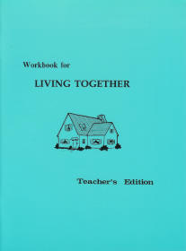 "Grade 5 Pathway ""Living Together"" Workbook (Teacher's Edition)"