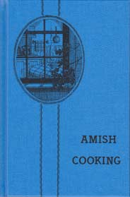 Amish Cooking - cookbook