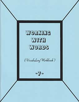 Grade 7 Pathway Vocabulary Workbook
