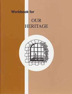 "Grade 8 Pathway ""Our Heritage"" Workbook"