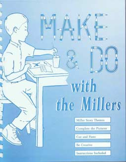 Make and Do with the Millers workbook
