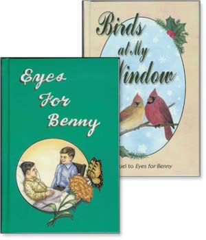 "Set of ""Eyes for Benny"" and ""Birds at My Window"""