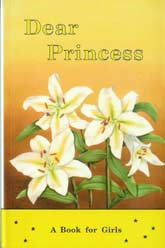 Dear Princess - A Book for Girls (softcover)