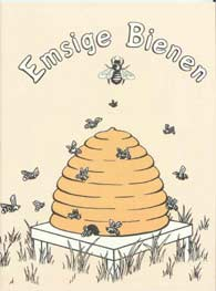 German - Emsige Bienen [A Hive of Busy Bees]