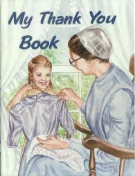 LJB - My Thank You Book