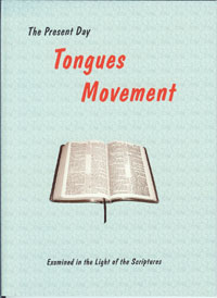 The Present-Day Tongues Movement