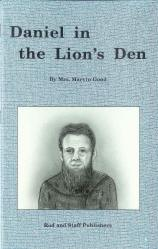 "Daniel in the Lion's Den - ""Say-It-Again Series"""