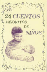 24 Cuentos Favoritos de Niños [24 Favorite Children's Stories]