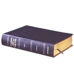 Thompson KJV Chain-Reference Bible - Regular Size
