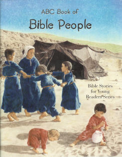 Bible Stories 3: ABC Book of Bible People